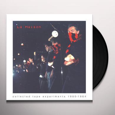 LA MAISON COLLECTED TAPE EXPERIMENTS 1980-1984 Vinyl Record - w/CD