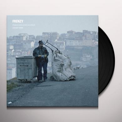 Cevdet Erek FRENZY - O.S.T. Vinyl Record