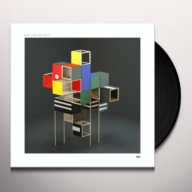 Larse ON CANVAS PT. 1 Vinyl Record