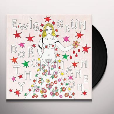 Dorothy Iannone EWIG GRUEN Vinyl Record