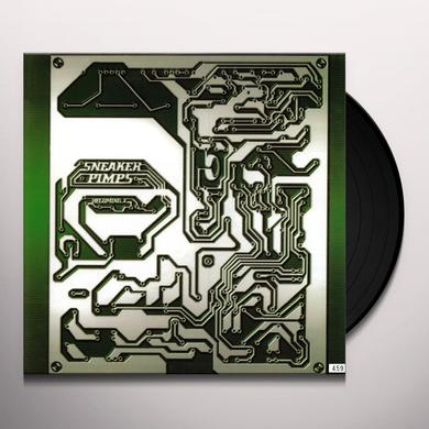 Sneaker Pimps BECOMING X Vinyl Record