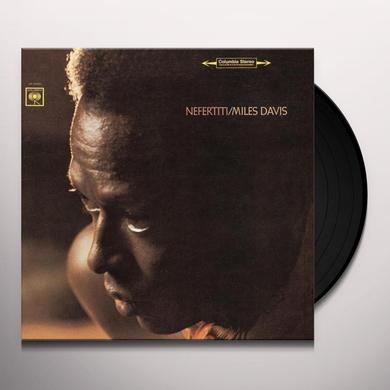 Miles Davis NEFERTITI Vinyl Record - Holland Import