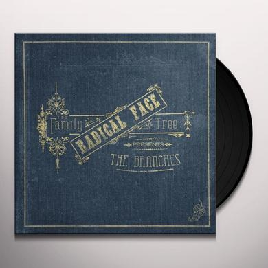 Radical Face FAMILY TREE: THE BRANCHES Vinyl Record - UK Import