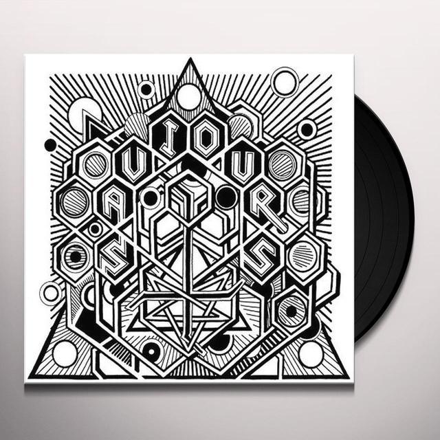 Saviours DEATH'S PROCESSION Vinyl Record - UK Import