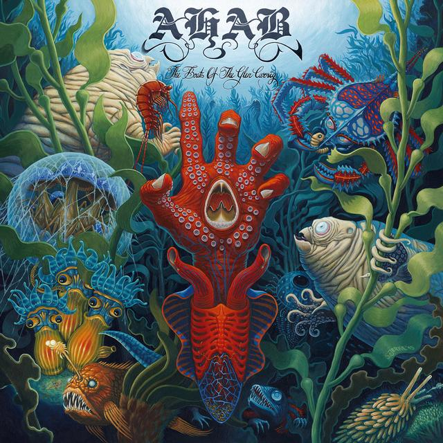 Ahab BOATS OF THE GLEN CARRIG Vinyl Record - UK Import