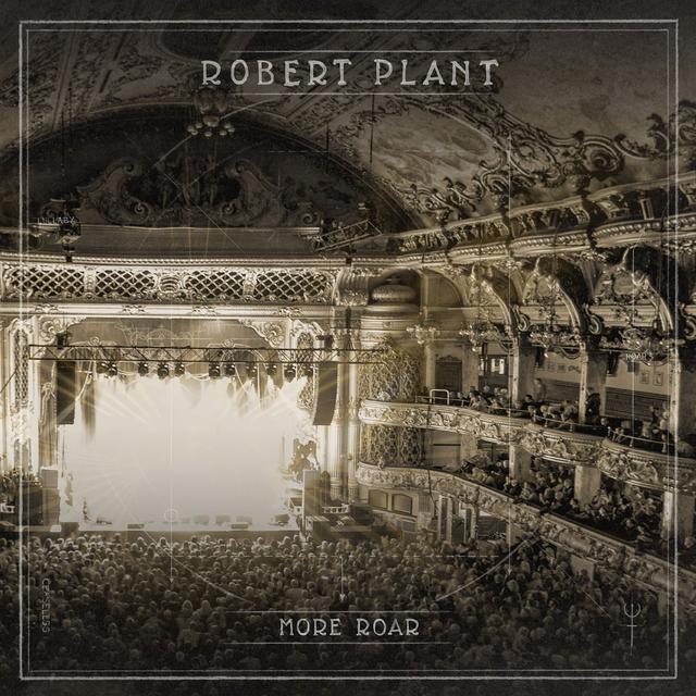 Robert Plant MORE ROAR Vinyl Record - UK Import