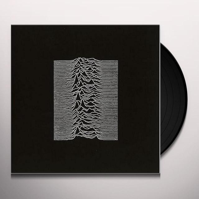 Joy Division UNKNOWN PLEASURES Vinyl Record - UK Import