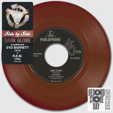 SYD BARRETT / R.E.M. SIDE BY SIDE: DARK GLOBE Vinyl Record