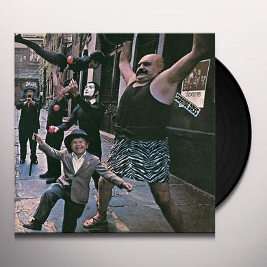 The Doors STRANGE DAYS Vinyl Record - Mono