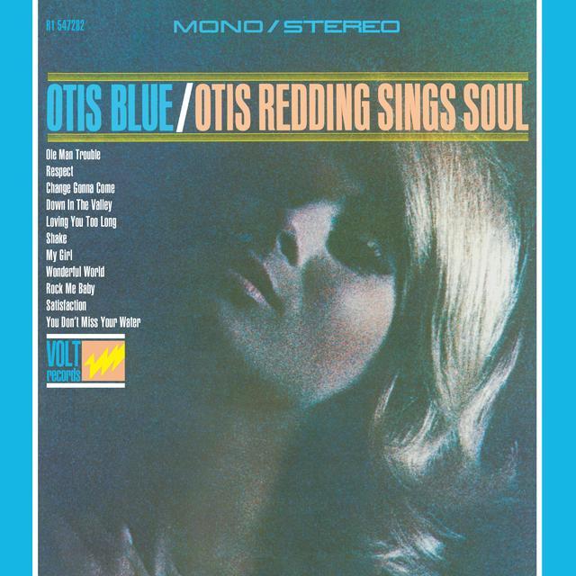 OTIS BLUE: OTIS REDDING SINGS SOUL Vinyl Record - UK Import