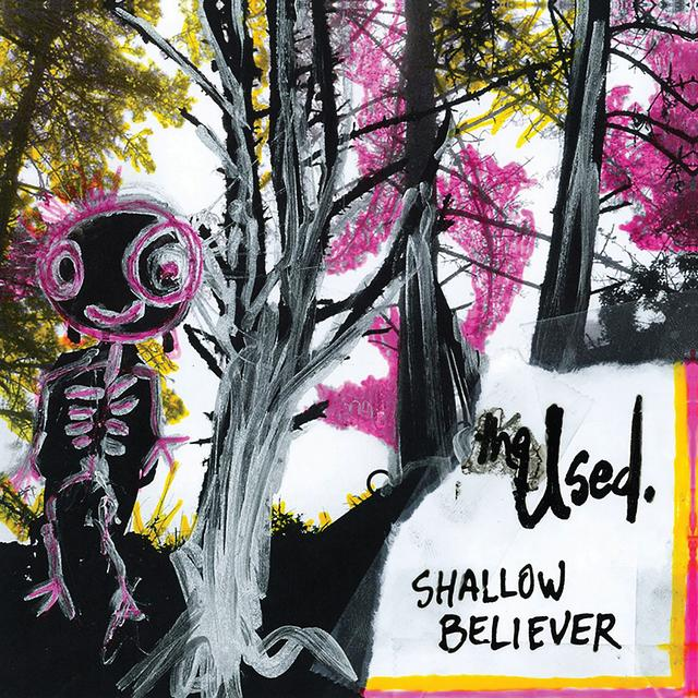 The Used SHALLOW BELIEVER Vinyl Record - UK Import