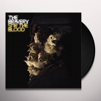 Bravery STIR THE BLOOD Vinyl Record - UK Import