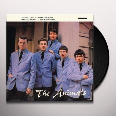 ANIMALS NO 2 (EP) Vinyl Record - Canada Release