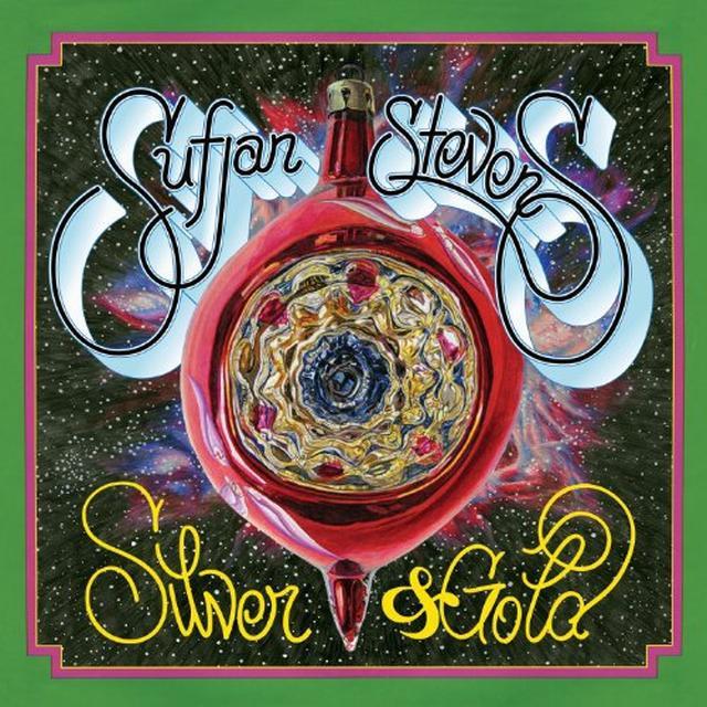 Sufjan Stevens SILVER & GOLD Vinyl Record - Canada Import