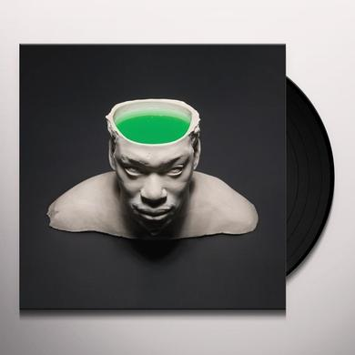 Roots Manuva SLIME & REASON Vinyl Record - Canada Import