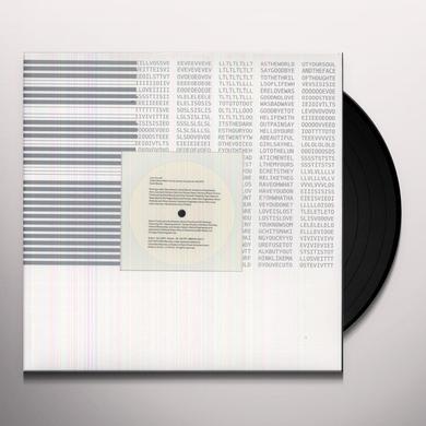 David Bowie LOVE IS LOST (HELLO STEVE REICH MIX BY JAMES MURPH Vinyl Record