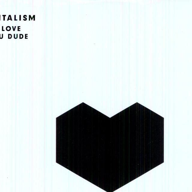 Digitalism I LOVE YOU DUDE Vinyl Record - Canada Import
