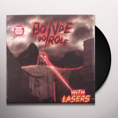 Bonde Do Role WITH LASERS Vinyl Record