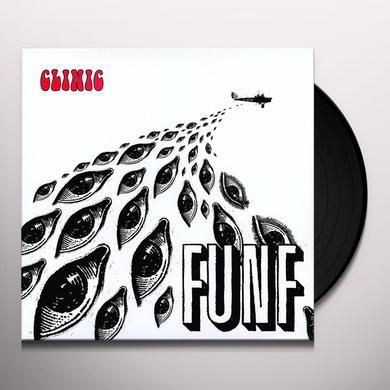 Clinic FUNF Vinyl Record - Canada Import
