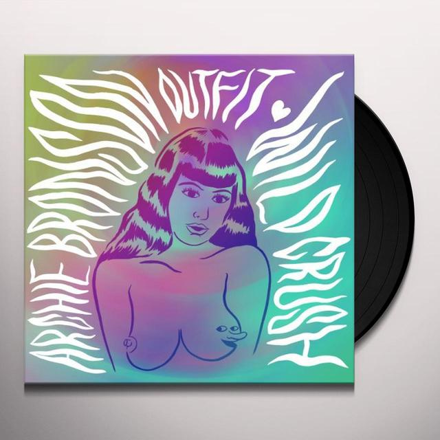 Archie Bronson Outfit WILD CRUSH Vinyl Record - Canada Import