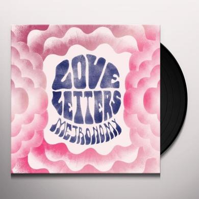 Metronomy LOVE LETTERS Vinyl Record - Canada Import