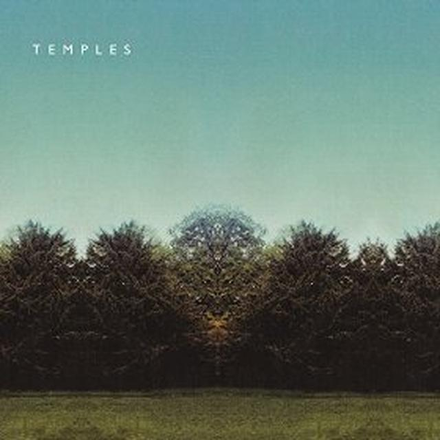 Temples MESMERISE LIVE (EP) Vinyl Record - Canada Import
