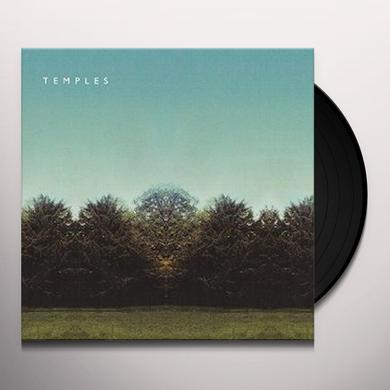 Temples MESMERISE LIVE (EP) Vinyl Record - Canada Release