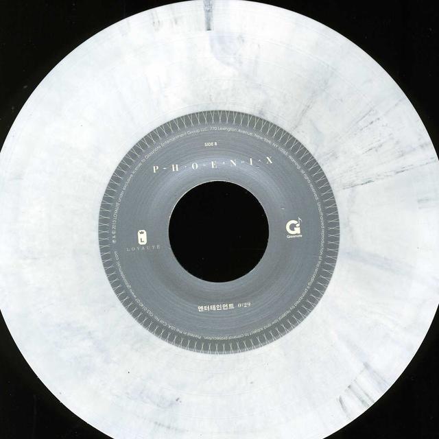 Phoenix ENTERTAINMENT Vinyl Record - Canada Import