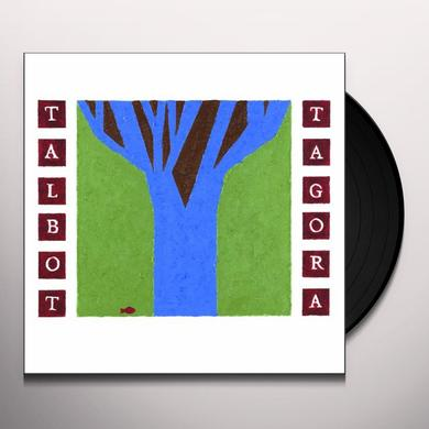 Talbot Tagora LESSONS IN THE WOODS OR A CITY Vinyl Record - Canada Import