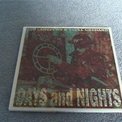 Jon Langford & Skull Orchard DAYS & NIGHTS Vinyl Record