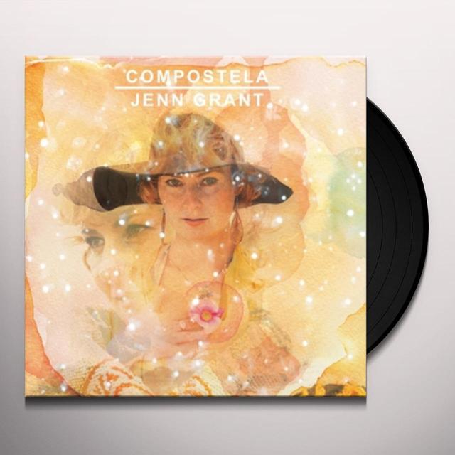 Jenn Grant COMPOSTELA Vinyl Record - Canada Import
