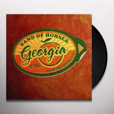 BAND OF HORSES / CEE-LO GREEN GEORGIA / NO ONE'S GONNA LOVE YOU Vinyl Record