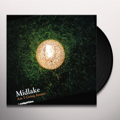 Midlake AM I GOING INSANE Vinyl Record - Canada Import