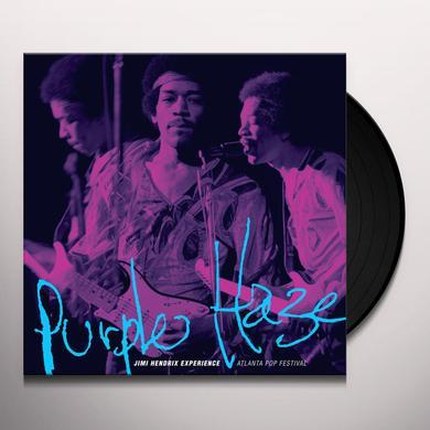Jimi Hendrix PURPLE HAZE / FREEDOM Vinyl Record - Canada Import
