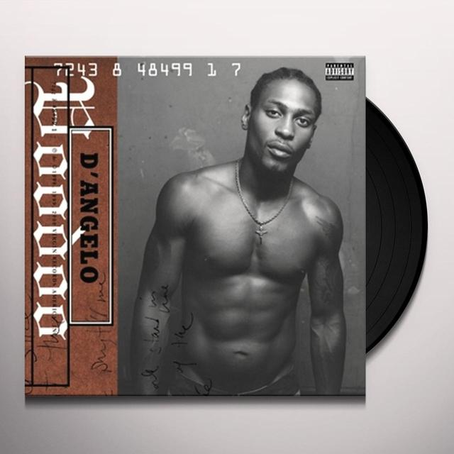 D'Angelo VOODOO Vinyl Record - Canada Import