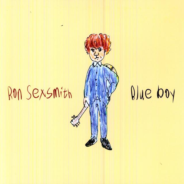 Ron Sexsmith BLUE BOY Vinyl Record - Canada Import
