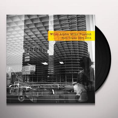 Wilco ALPHA MIKE FOXTROT: RARE TRACKS 1994-2014 Vinyl Record
