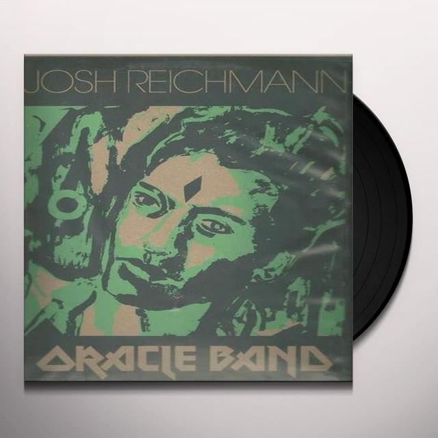 Josh Oracle Reichmann LIFE IS LEGAL Vinyl Record - Canada Import