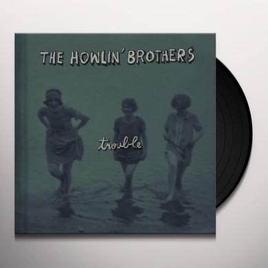 Howlin Brothers TROUBLE Vinyl Record - Canada Import