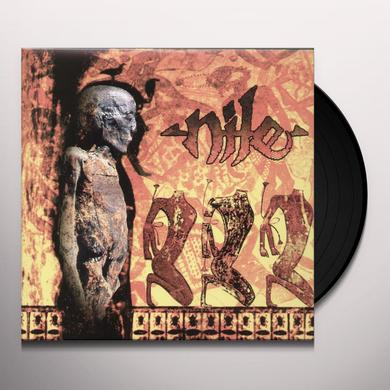 Nile AMONGST THE CATACOMBS Vinyl Record - Canada Import