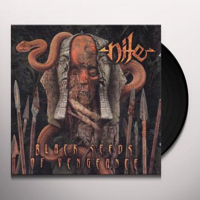 Nile BLACK SEEDS OF VENGEANCE Vinyl Record