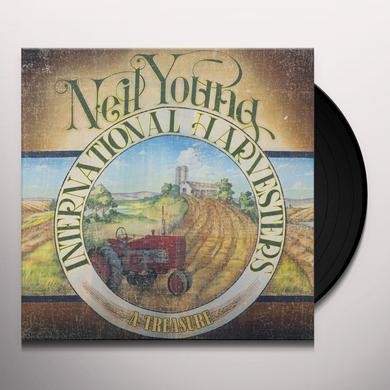 Neil Young TREASURE Vinyl Record - Canada Import