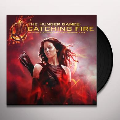 HUNGER GAMES: CATCHING FIRE / O.S.T. (CAN) HUNGER GAMES: CATCHING FIRE / O.S.T. Vinyl Record - Canada Import