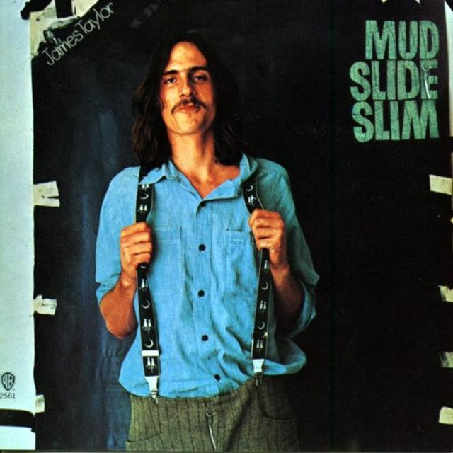 James Taylor MUD SLIDE SLIM & THE BLUE HORIZON Vinyl Record - Canada Import