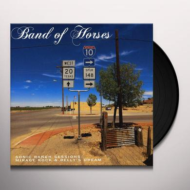 Band Of Horses SONIC RANCH SESSIONS Vinyl Record - Canada Import