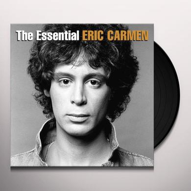 Eric Carmen BRAND NEW YEAR / STARTING OVER Vinyl Record - Canada Import