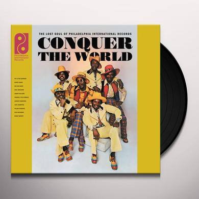 CONQUER THE WORLD: LOST SOUL OF PHILADELPHIA / VAR Vinyl Record