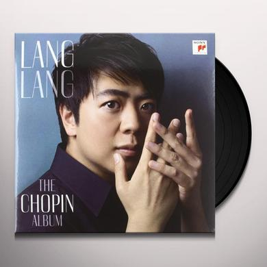 LANG LANG: THE CHOPIN ALBUM Vinyl Record - Canada Import