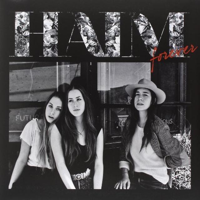 Haim FOREVER Vinyl Record - Canada Import