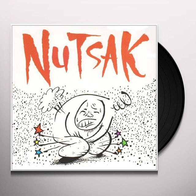 NUTSAK Vinyl Record - Canada Import